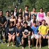 Group Photo of the REU Program Summer of 2009